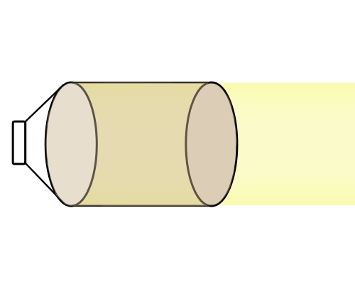 Tube pour éclairage