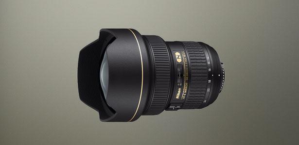Le fameux objectif Nikon 14-24 2.8