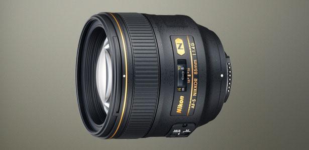 Nikon 85mm 1.4 G